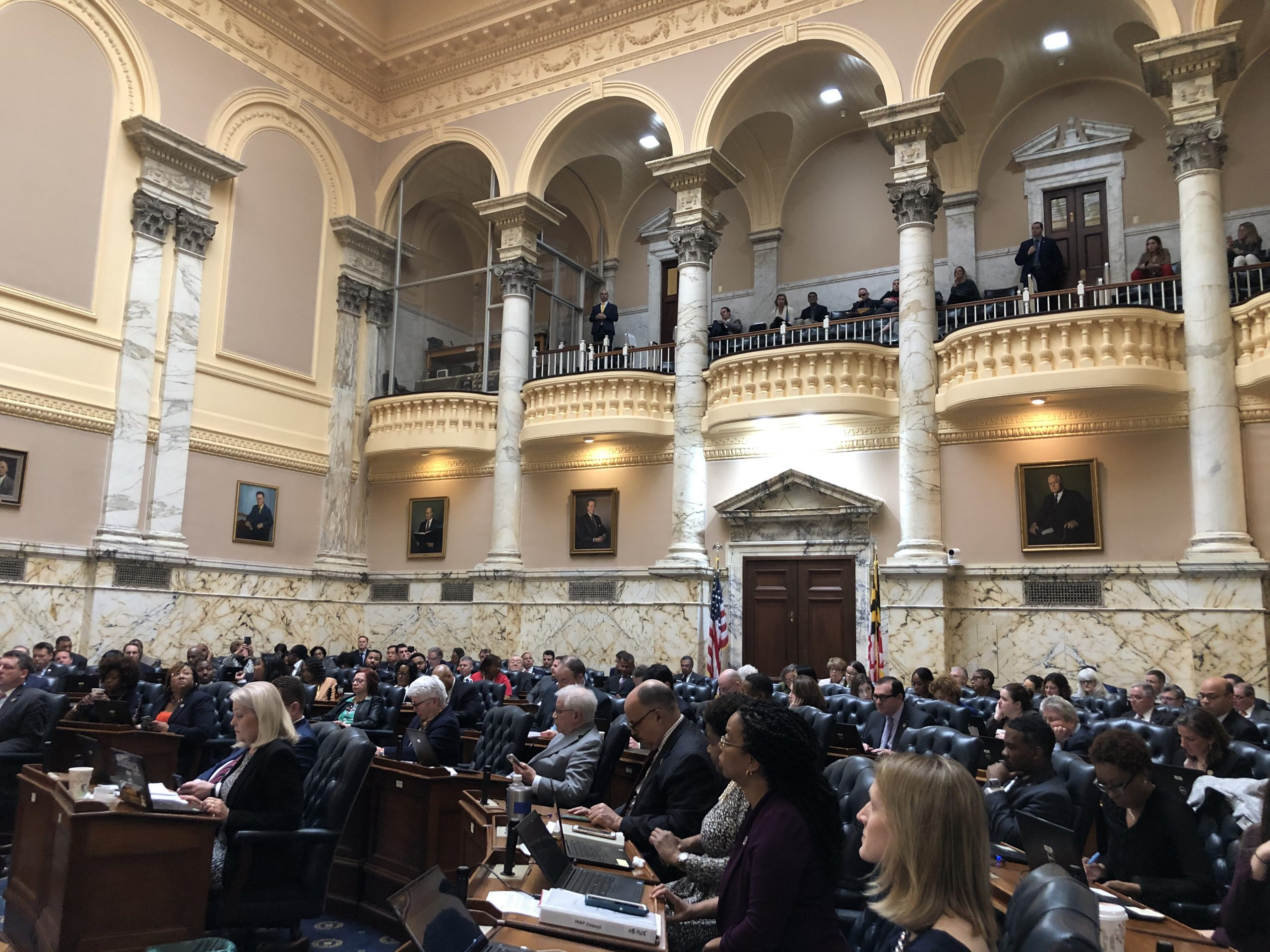 """<span class=""""entry-title-primary"""">Governor Hogans Calls to End Legislative Session Wednesday, March 17</span> <span class=""""entry-subtitle"""">Calls on Lawmakers to Immediately Pass Budget, Confirm State Police Superintendent, Approve Emergency COVID-19 Measures</span>"""