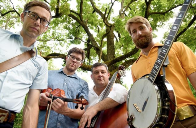 Hedgelawn Bluegrass Series Kickoff with The High and Wides at the Mainstay, March 14