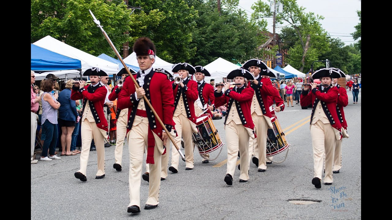 Publisher's Note: Pining for the Chestertown Tea Party Festival, Looking Forward To 2021