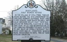 This Week's Kent County History Quiz Answer: Still Pond