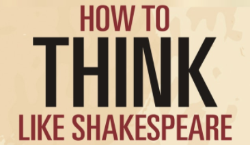 """Dr. Scott Newstok, Hosts """"How to Think Like Shakespeare"""" Virtual Lecture"""