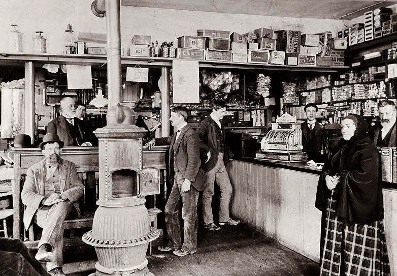 This Week's Kent County History Quiz: Country Stores