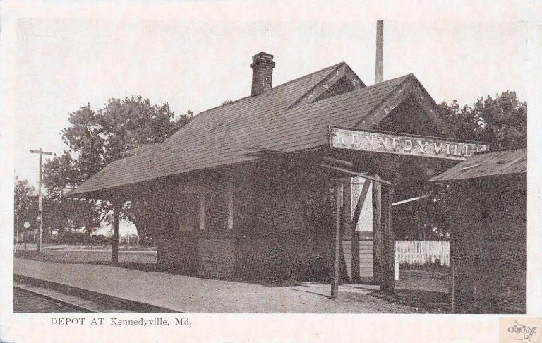 This Week's Kent County History Quiz Answer: Kennedyville