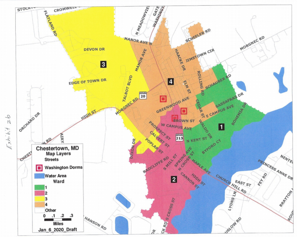 Publisher's Note: Unfinished Business – Approve A Lawful Voting Map For Chestertown Now