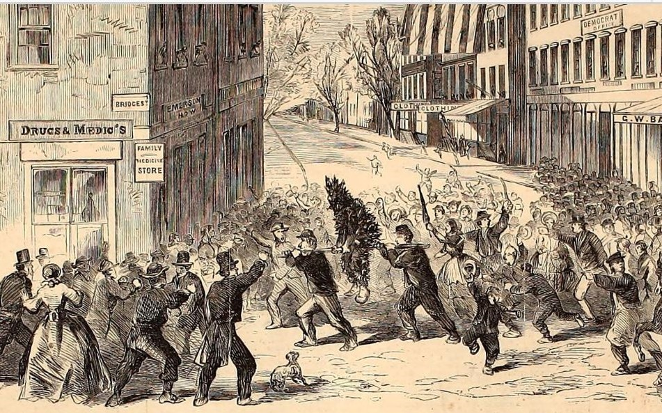 This Week's Kent County History Quiz Answer: Tarred and Feathered