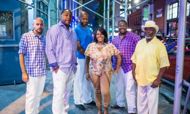 Street Party with a Motown Mix to Introduce Chestertown's New Mobile Stage, May 29