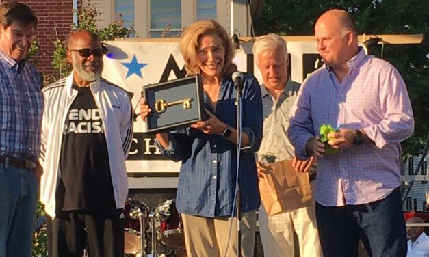 First Saturday in River City: Motown, American Songbook and a Big Thank You To Kay MacIntosh
